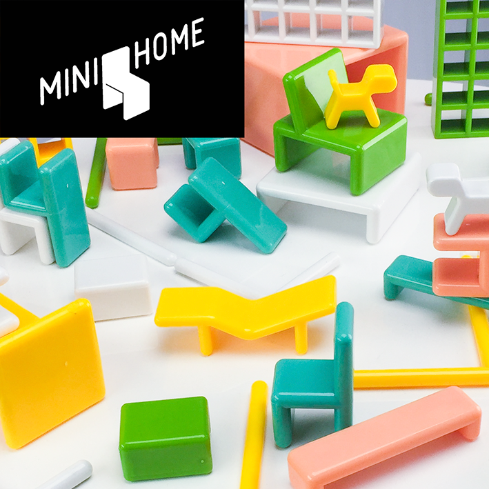 Mini Home – Design-lelut