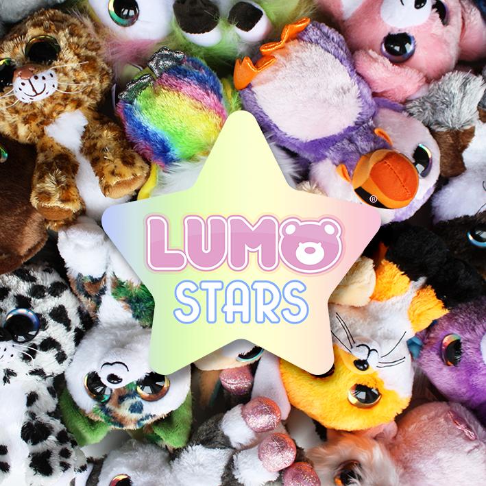 Lumo Stars pehmolelut ovat täällä!