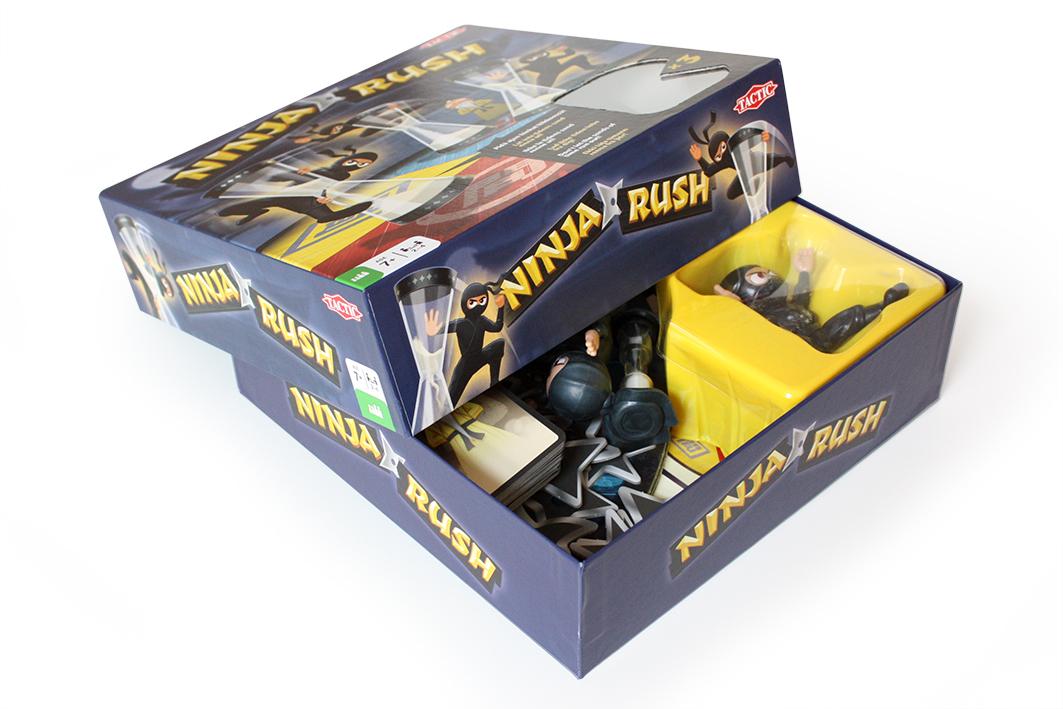 Uutta: Ninja Rush