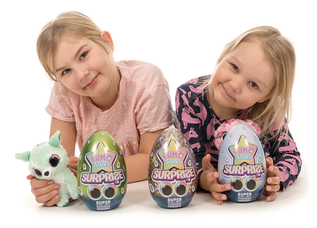 Uutta: Lumo Stars Surprise Eggs