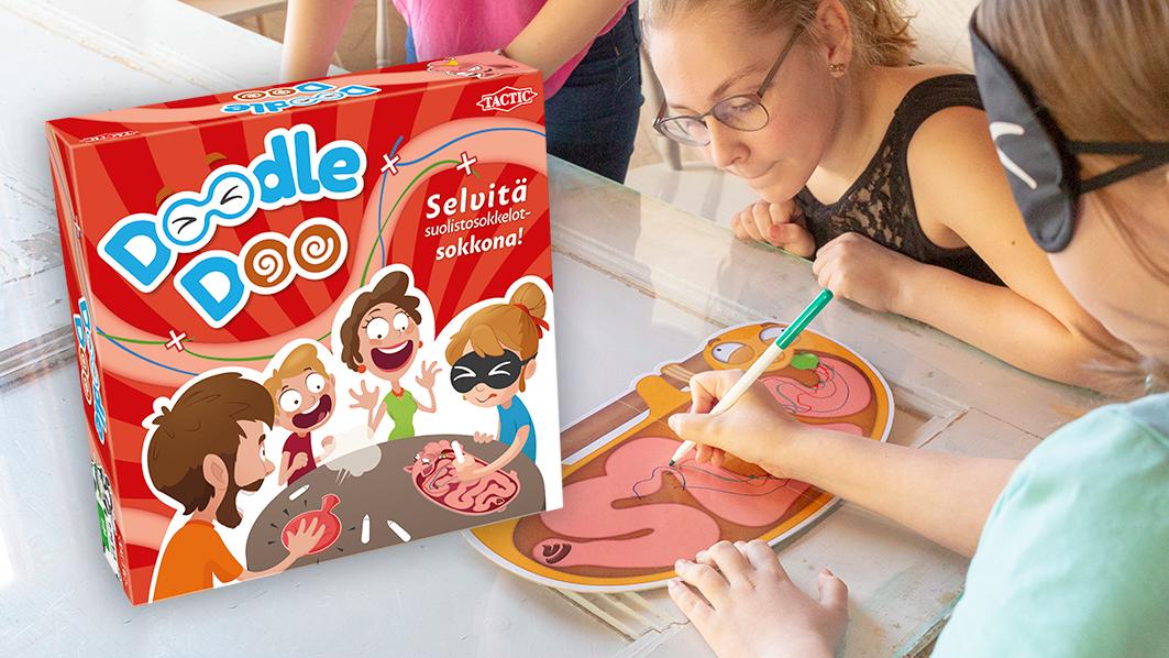 You are currently viewing Peliuutuus: Doodle Doo