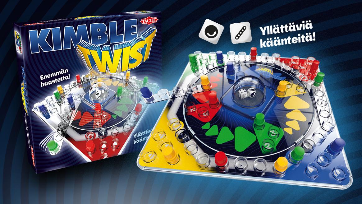 Peliuutuus: Kimble Twist