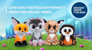 LUMO STARS: Design from Finland -merkki ja mukana Äitiyspakkauksessa 2021!